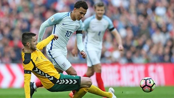 İngiltere 2-0 Litvanya maçı özeti ve golleri