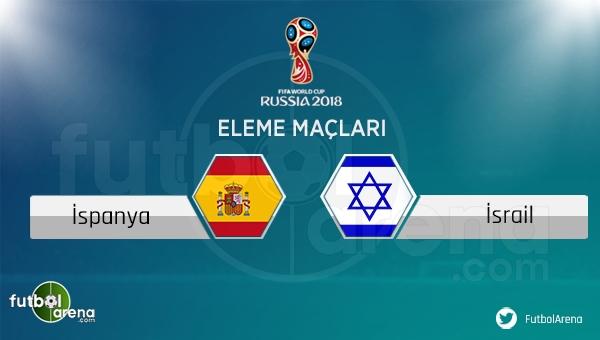 İspanya İsrail maçı saat kaçta, hangi kanalda? (İspanya İsrail şifresiz canlı izle imkanı var mı?