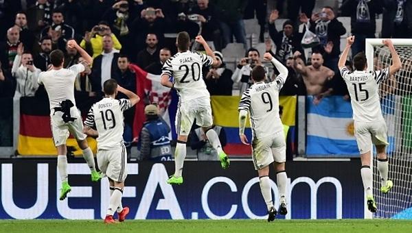 Juventus 1-0 Porto maçı özeti ve golü