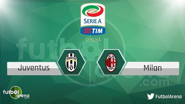 Juventus - Milan maçı saat kaçta, hangi kanalda? (Juventus Milan maçı şifresiz canlı nasıl izlenir?)