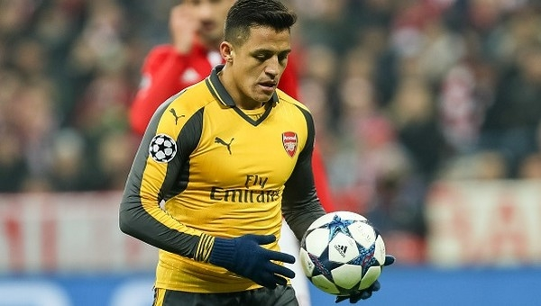 Juventus'tan Alexis Sanchez için 30 milyon Euro