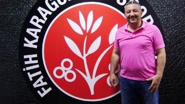 Karagümrük Başkanı Cengiz Günaydın, FutbolArena'ya konuştu! 'Düdüğünü assın'