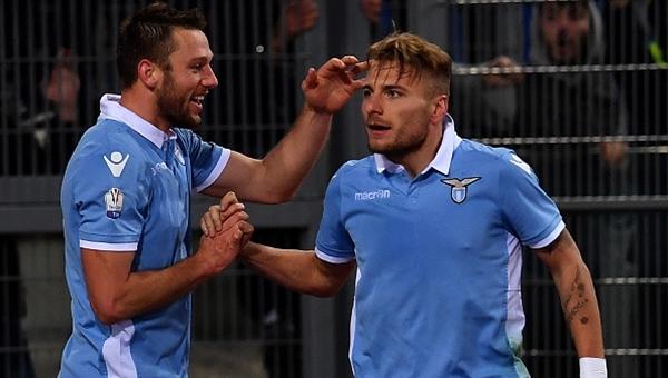 Lazio 2-0 Roma maç özeti ve golleri