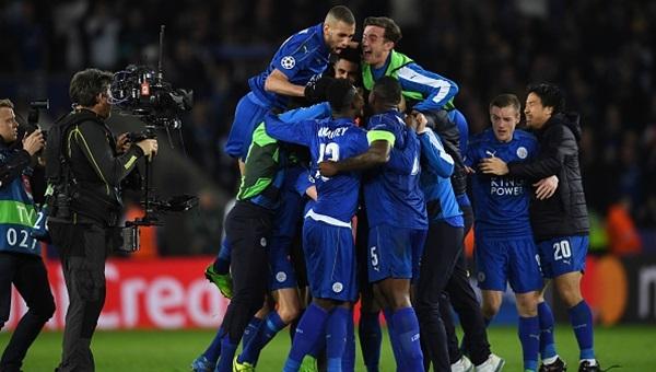 Leicester City 2-0 Sevilla maçı özeti ve golleri