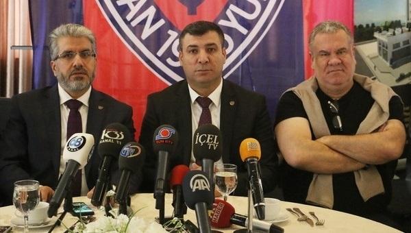 Levent Eriş'ten oyuncularına Altınordu maçı övgüsü - Mersin İdmanyurdu Haberleri