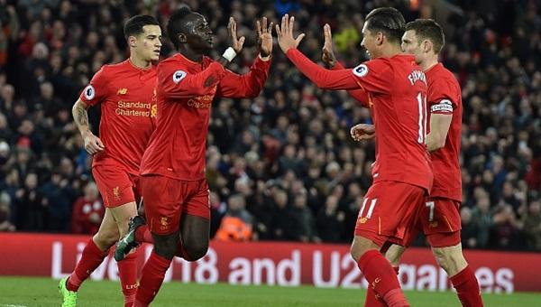 Liverpool 3-1 Arsenal maçı özeti ve golleri