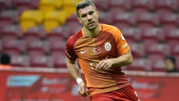Lukas Podolski'den transfer açıklaması