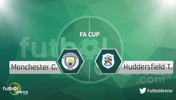 Manchester City - Huddersfield Town maçı saat kaçta, hangi kanalda? (Canlı izle)