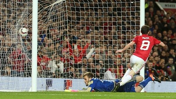 Manchester United 1-0 Rostov maçı özeti ve golü