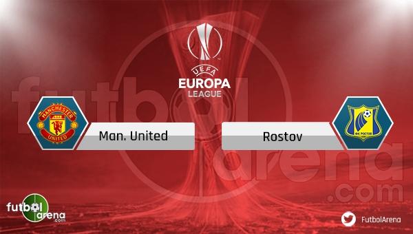 Manchester United - Rostov maçı saat kaçta, hangi kanalda? (Manchester United Rostov şifresiz canlı veren kanallar)