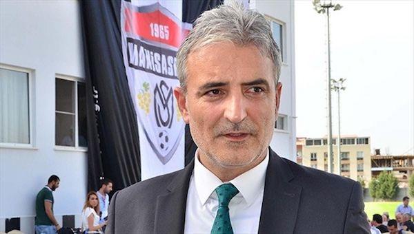 Manisaspor Başkanı FutbolArena'ya konuştu