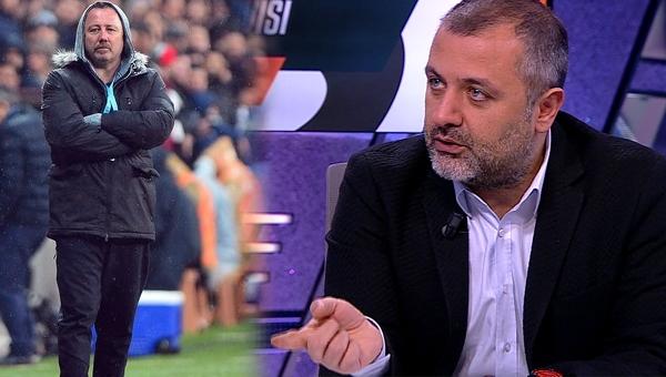 Mehmet Demirkol'dan Sergen Yalçın itirafı