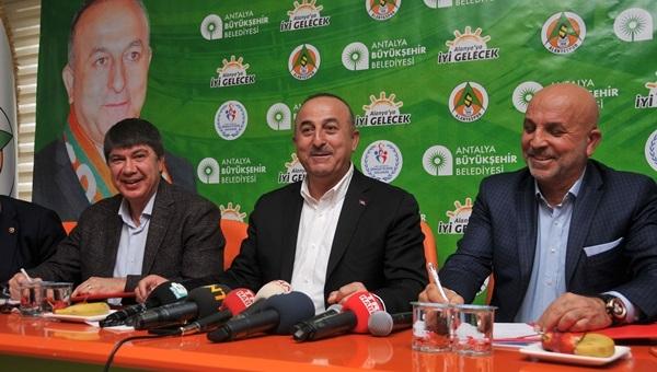 Mevlüt Çavuşoğlu'ndan Avrupa Ligi ve Hollanda hedefi