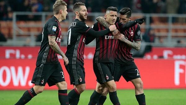 Milan 3-1 Chievo maçı özeti ve golleri