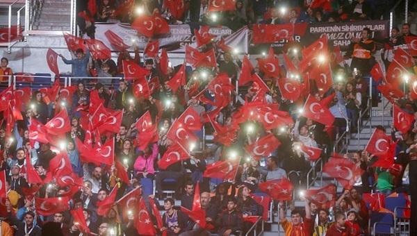 Türkiye - Moldova maçına büyük ilgi