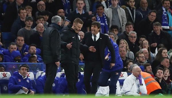 """Mourinho: """"Hain dedikleri adam Chelsea'nin 1 numarası"""""""