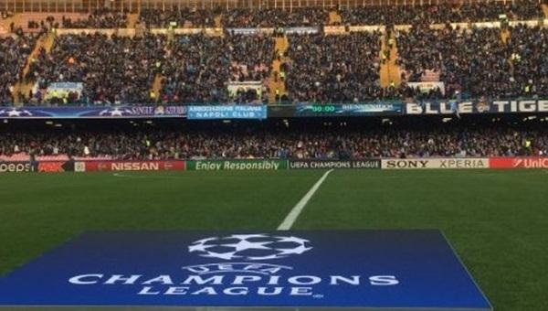 Napoli taraftarları, Real Madrid'e karşı rekor peşinde