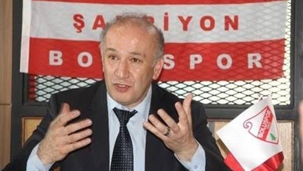 Necip Çarıkçı'dan Gaziantep Büyükşehir Belediyespor'a gözdağı