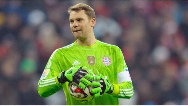 Neuer Almanya milli takım kadrosundan çıkartıldı