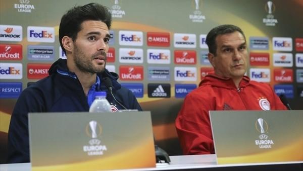 Olympiakos'tan Beşiktaş maçı ilk 11'inde flaş karar