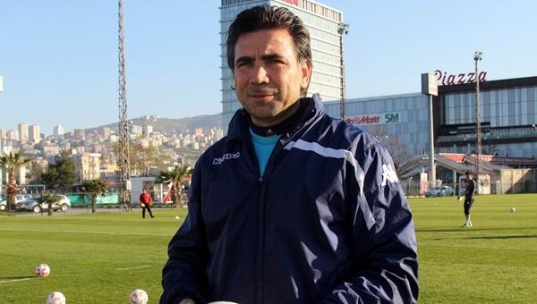 Osman Özköylü, Balıkesirspor maçı için iddialı - Samsunspor Haberleri