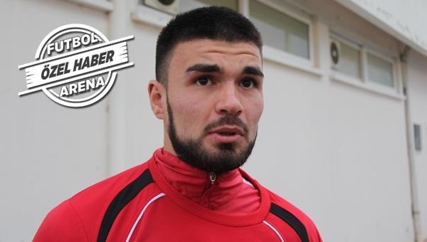 Osmanlıspor yeni sezonun ilk transferini yaptı