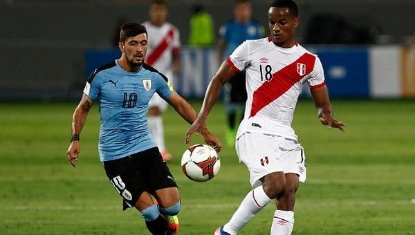 Peru 2-1 Uruguay maç özeti ve golleri (Peru Uruguay İddaa maç sonucu)