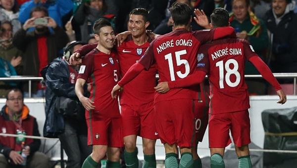 Portekiz 3-0 Macaristan maçı özeti ve golleri