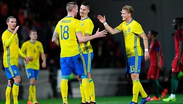 Portekiz - İsveç maçı özeti ve golleri (Ricardo Quaresma oynadı mı?)