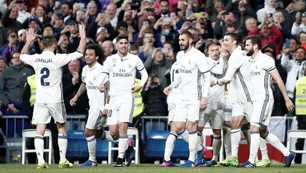 Real Madrid 2-1 Real Betis maçı özeti ve golleri