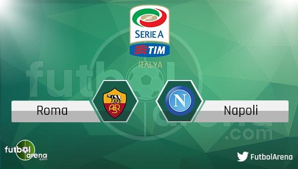 Roma - Napoli maçı saat kaçta, hangi kanalda? (Canlı İzle)