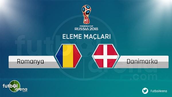 Romanya - Danimarka maçı saat kaçta, hangi kanalda? (Romanya Danimarka nasıl izlerim?)