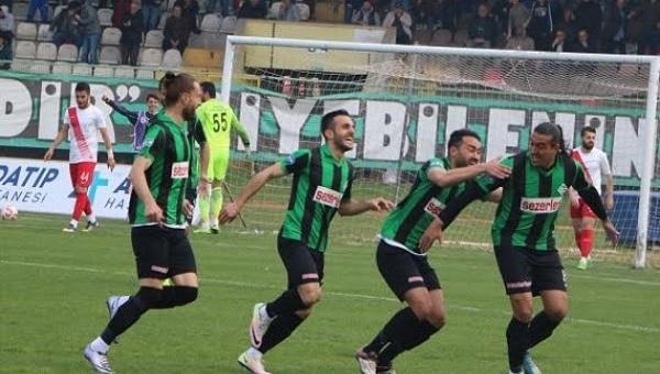 Sakaryaspor 5-0 Orduspor maç özeti ve golleri