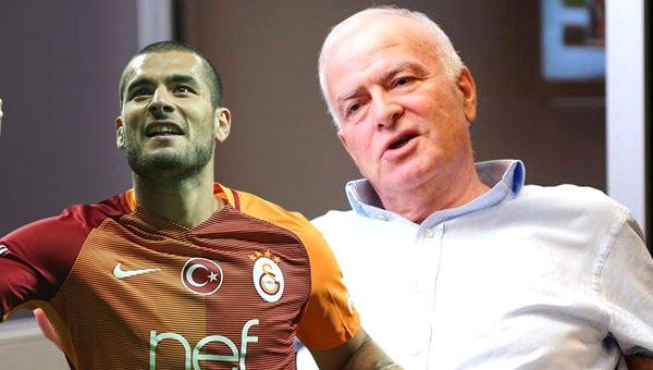 Şansal Büyüka'dan Eren Derdiyok'a Antalyaspor maçı sonrası soru