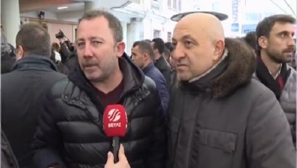 Sergen Yalçın'dan Beşiktaş hakkında yeni açıklama!  Bu kez.