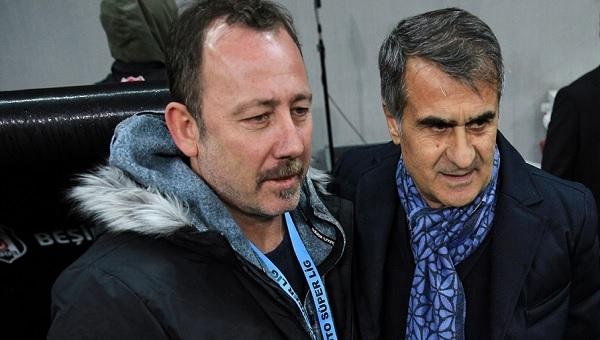 Sergen Yalçın'dan Beşiktaş maçı sonrası flaş itiraf