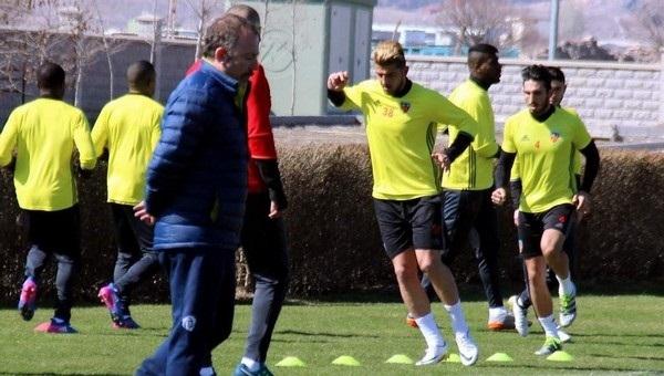Sergen Yalçın'ın Beşiktaş 11'i