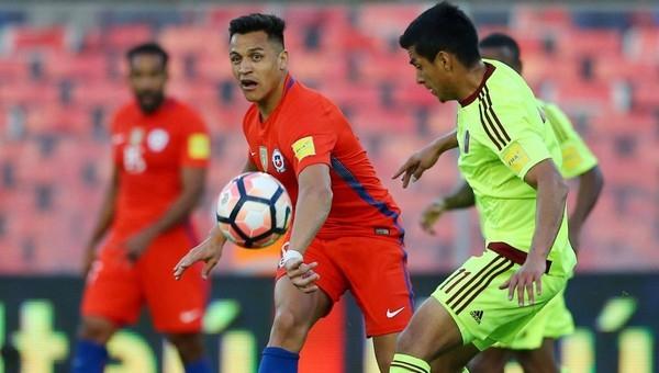 Şili 3-1 Venezuela maç özeti ve golleri (Şili Venezuela İddaa maç sonucu)