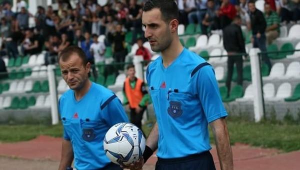 Türkiye'nin maçına Kosovalı hakem