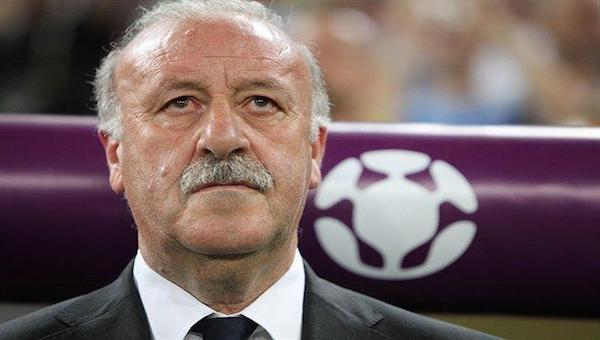 Vicente Del Bosque: ''Türkiye'ye gitmelisiniz''
