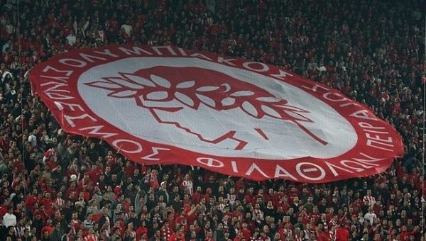 Yunan takımı Olympiakos maçında Beşiktaş'ı destekleyecek