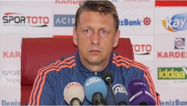 Zoran Barisic: ''Deplasman şanssızlığını kırmak istiyoruz'' - Karabükspor Haberleri