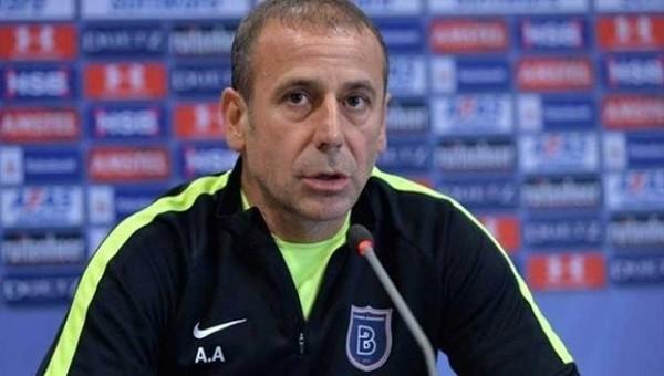 Abdullah Avcı: ''Umarım Galatasaray maçıyla tekrar çıkışa geçeriz''