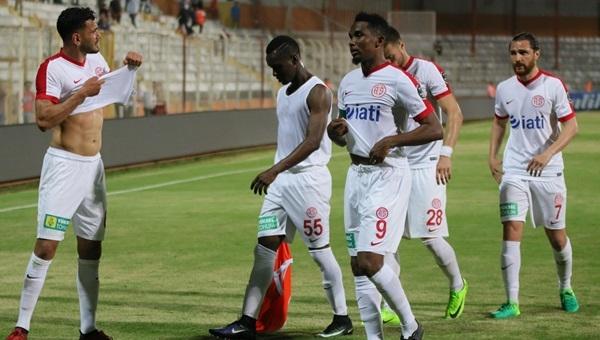 Adanaspor 2-5 Antalyaspor maçı özeti ve golleri (İZLE)