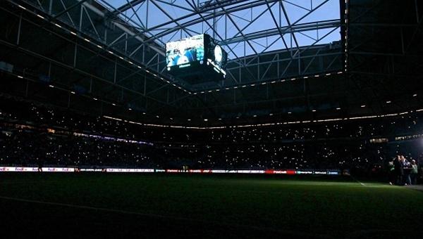 Ajax'ın stadının adı Johan Cruyff Arena oldu