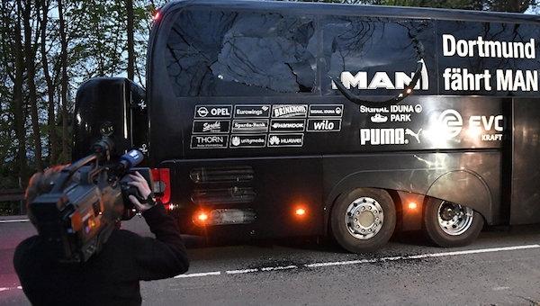Dortmund otobüsüne yapılan saldırıyla ilgili şok gerçek