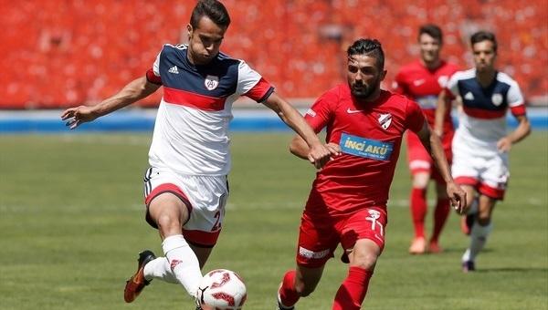 Altınordu 2-0 Boluspor maç özeti ve golleri