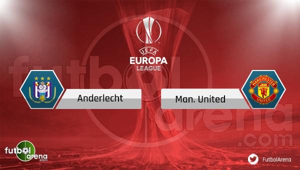 Andelecht Manchester United şifresiz canlı izle - (Tivibu Spor canlı)