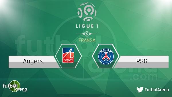 Angers - PSG maçı saat kaçta, hangi kanalda? (Angers PSG şifresiz canlı nasıl izlerim?)