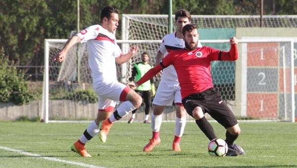 Antrenman maçında U21'e 5 gol - Gençlerbirliği Haberleri